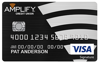 Credit Cards | Amplify Credit Union