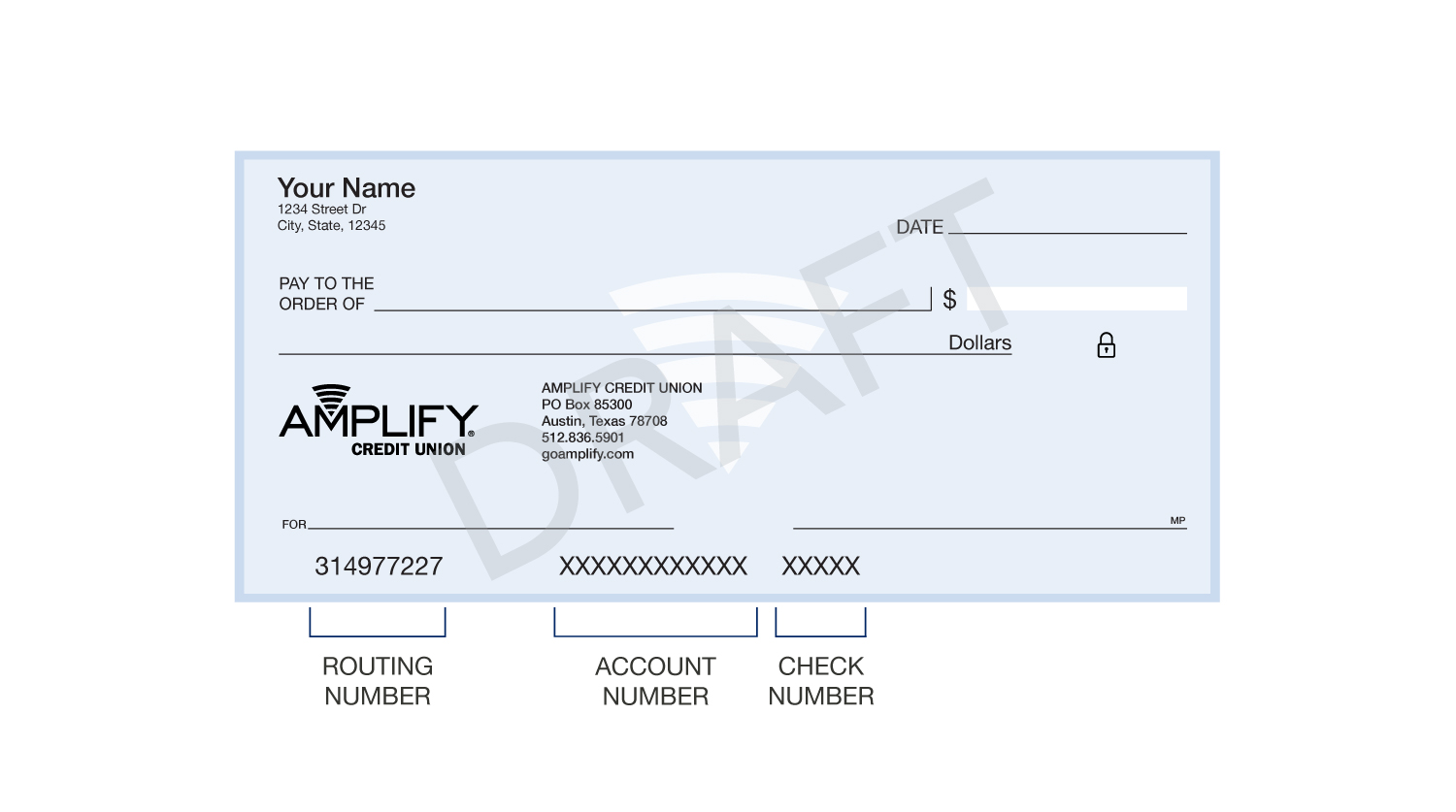 routing number details